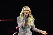Singer/songwriter Carrie Underwood performs at Madison Square Garden on October 02, 2019 in New York City.