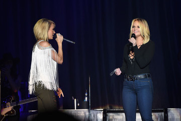 Carrie Underwood Miranda Lambert 4th ACM Party for a Cause Festival - Day 1 - Show