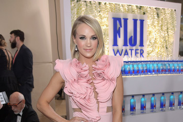 Carrie Underwood FIJI Water at the 74th Annual Golden Globe Awards