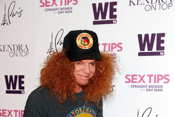 Carrot Top Premiere Celebration for WE tv's 'Kendra on Top' and 'Sex Tips for Straight Women from a Gay Man'