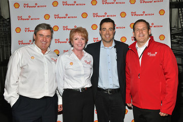 Carson Daly Shell V-Power NiTRO+ Launch Event in Times Square