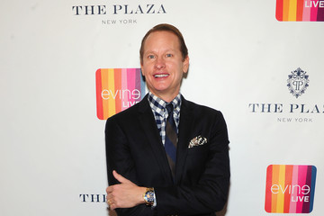 Carson Kressley EVINE Live Launches New Digital Retail Brand During Live Broadcast From The Plaza In New York City
