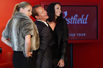 Ricky-Lee Coulter Carson Kressley Launches Westfield Be Styled Tour