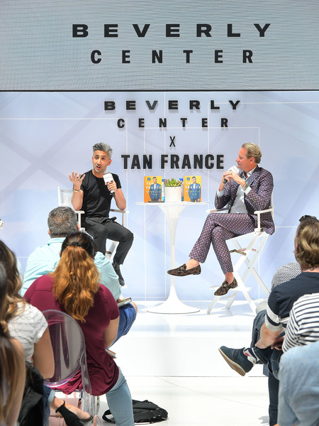 Beverly Center x Tan France Book Event For 'Naturally Tan: A Memoir'