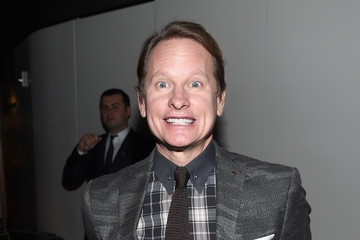 Carson Kressley Giorgio Armani and the Cinema Society Host a Screening of 'Truth' - After Party