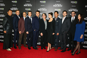 Carsten Norgaard 'The Man in the High Castle' New York Series Premiere - Reception