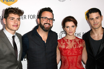 Carter Covington Katie Stevens The Paley Center For Media's Annual Los Angeles Gala, Celebrating Television's Impact On LGBT Equality