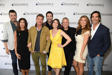 Carter Oosterhouse Discovery Upfront 2018 - NYC