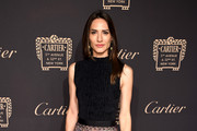 Jewelry designer Zani Gugelmann attends the Cartier Fifth Avenue Grand Reopening Event at the Cartier Mansion on September 7, 2016 in New York City.