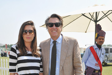 Bryan Ferry Amanda Sheppard Cartier 'Travel With Style' Concours - Day 2