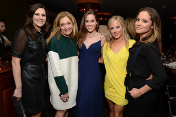 Caryl Capeci ELLE's Women in Television Celebration - Inside