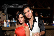 Courtney Mazza and Mario Lopez - The Best and Worst Celebrity Halloween Costumes of 2016