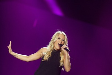 Cascada Dress Rehearsals at the Eurovision Song Contest