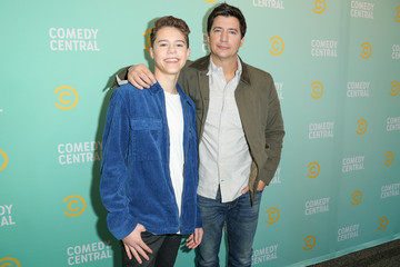 Case Walker Comedy Central Press Day In Los Angeles