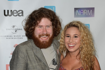 Casey Abrams NARM Music Biz Awards Dinner Party - Arrivals