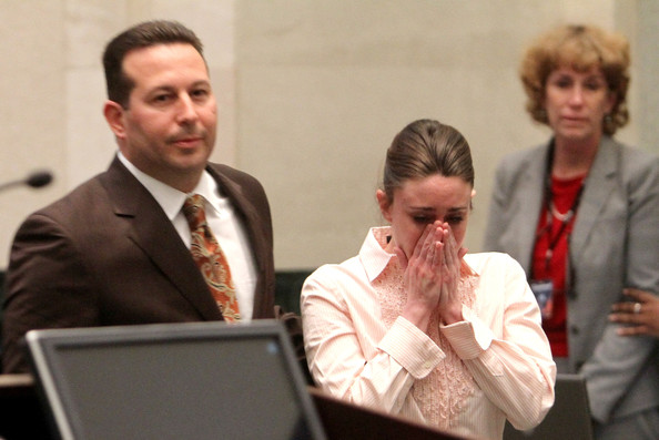 Casey Anthony - Casey Anthony Acquitted In Murder Trial