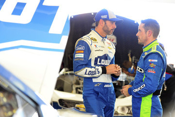 Casey Mears Homestead-Miami Speedway - Day 1