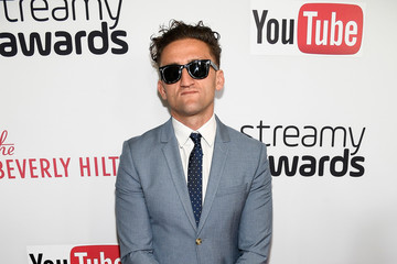 Casey Neistat The 6th Annual Streamy Awards Hosted by King Bach and Live Streamed on YouTube - Red Carpet