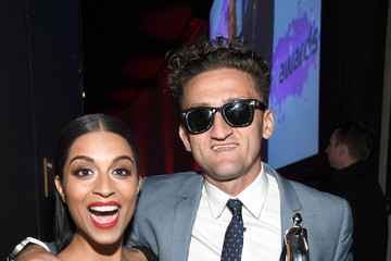Casey Neistat The 6th Annual Streamy Awards Hosted by King Bach and Live Streamed on YouTube - Inside