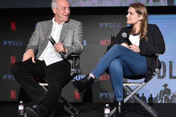 Casey Silver #NETFLIXFYSEE For Your Consideration Event For 'Godless' - Panel