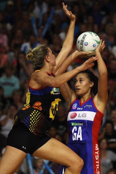ANZ Championship Rd 5 - Magic v Mystics