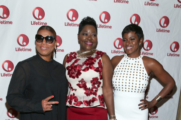 Cassandra Freeman Lifetime and Queen Latifah Host Premiere Screening of 'The Real MVP: The Wanda Durant Story'