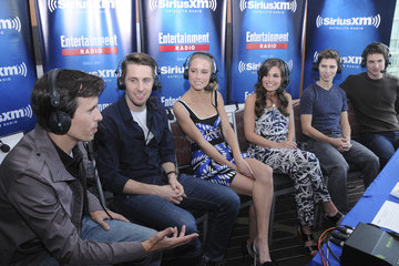 Cassidy Gifford SiriusXM's Entertainment Weekly Radio Channel Broadcasts From Comic-Con 2015