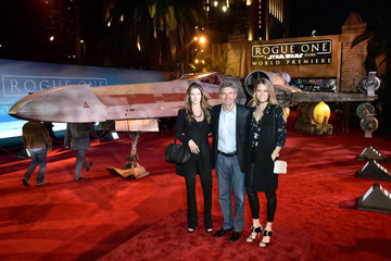 Cassidy Horn The World Premiere of 'Rogue One: A Star Wars Story'