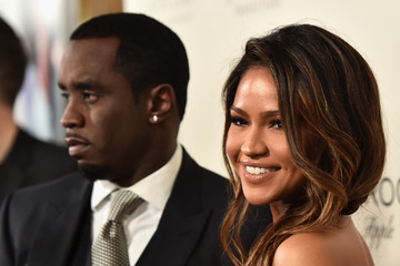 Cassie Sean Combs Premiere of Lionsgate's 'The Perfect Match' - Red Carpet