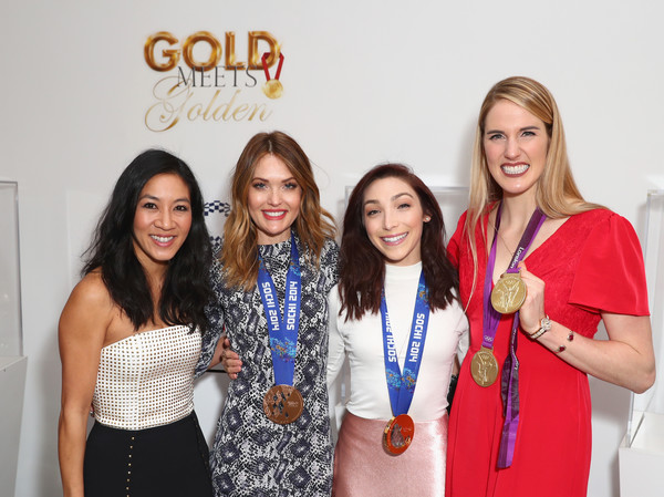 "Coca-Cola Presents The 6th Annual ""Gold Meets Golden"" Brunch, Hosted By Nicole Kidman And Nadia Comaneci"