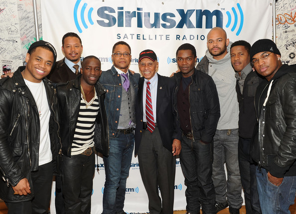 "The Cast Of ""Red Tails"" Visits SiriusXM - Zimbio"