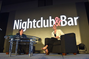 Cat Cora 31st Annual Nightclub & Bar Convention and Trade Show - Day 2