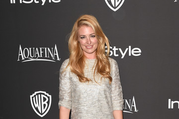 Cat Deeley InStyle And Warner Bros. Golden Globes Party — Part 2