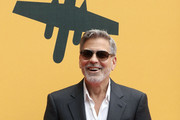 George Clooney attends 'Catch-22' Photocall, a Sky production, at The Space Moderno Cinema on May 13, 2019 in Rome, Italy.