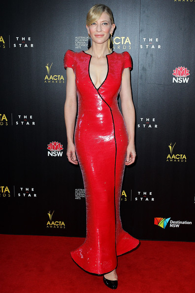 Cate Blanchett - 2nd Annual AACTA Awards - Arrivals & Awards Room