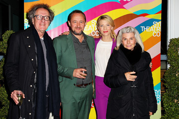 Cate Blanchett Andrew Upton Sydney Theatre Company Launch 2015 - Arrivals