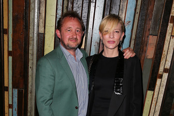 Cate Blanchett Andrew Upton 'Waiting for Godot' Opening Night - Arrivals