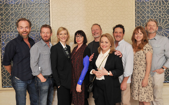 "2012 Lincoln Center Festival ""Uncle Vanya"" Cast Photo Call"