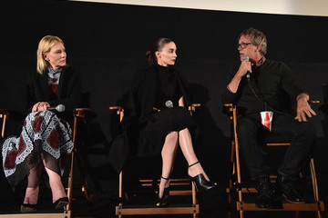 Cate Blanchett Rooney Mara American Cinematheque Screening and Q&A for 'Carol'