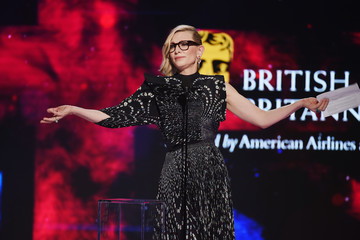 Cate Blanchett 2018 British Academy Britannia Awards Presented By Jaguar Land Rover And American Airlines - Show