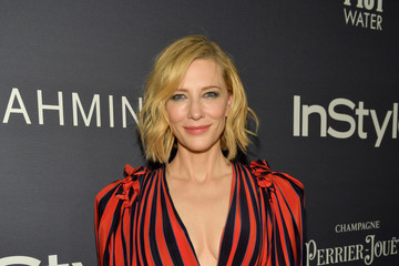 Cate Blanchett InStyle Presents Third Annual 'InStyle Awards' - Red Carpet