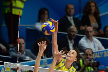 Caterina Bosetti Italy v Brazil : 3rd Place Playoff - FIVB Women's World Championship