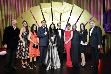 Caterina Murino Mandarin Oriental Celebrates 50 Years