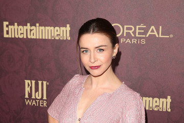 Caterina Scorsone FIJI Water At Entertainment Weekly Pre-Emmy Party