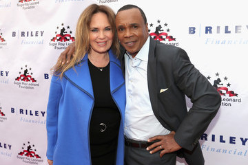 Catherine Bach B. Riley & Co. and Sugar Ray Leonard Foundation's 7th Annual 'Big Fighters, Big Cause' Charity Boxing Night