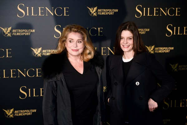 Photocall for the Movie 'Silence' in Paris