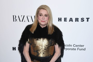 Catherine Deneuve An Evening Honoring Louis Vuitton and Nicolas Ghesquiere