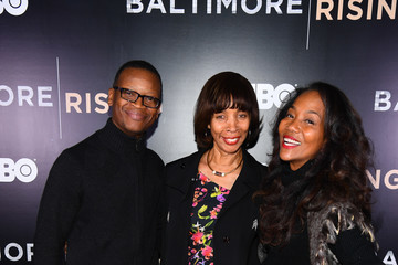 Catherine E. Pugh Red Carpet Premiere of HBO Documentary 'Baltimore Rising'