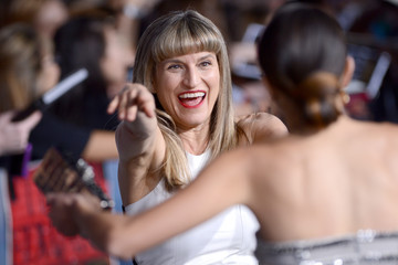 Catherine Hardwicke The Red Carpet at the 'Breaking Dawn' Premiere