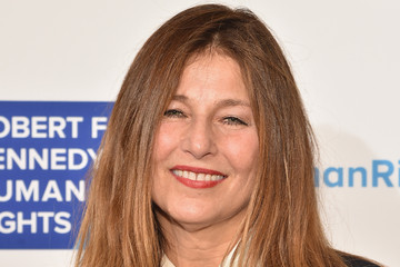 Catherine Keener Arrivals at the RFK Ripple of Hope Gala